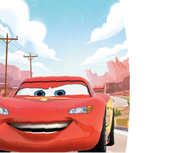 Cars Wild West