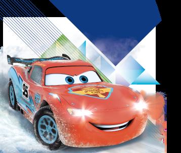 Cars, Ice Racing