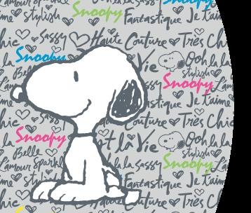 Snoopy Très Chic