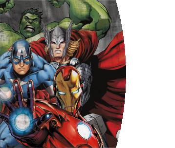 Los Vengadores Super Héroes