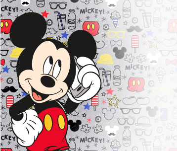 Conecta con Mickey