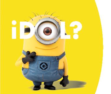 Minions Idol