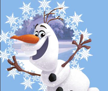 Snow Olaf