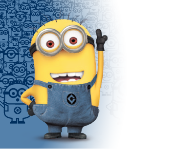 Minions, One in a Minion