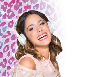Violetta Music Love
