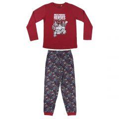Pijama Largo Marvel