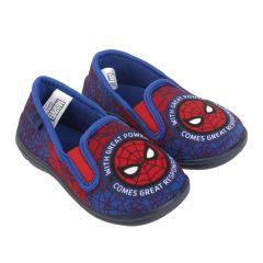 Zapatillas De Casa Francesita Spiderman
