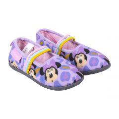 Zapatillas De Casa Bailarina Minnie
