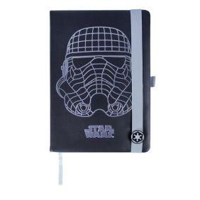 Cuaderno De Notas Star Wars Storm Tropper A5