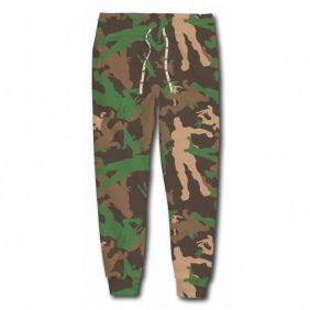 Pantalon Largo Militar Fortnite