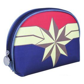 Neceser Set Aseo/Viaje Captain Marvel 15 Cm