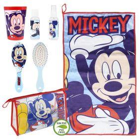 Neceser Set Aseo/Viaje Mickey 16 Cm