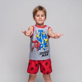 Pijama Corto Tirantes Spiderman
