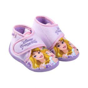 Zapatillas De Casa Media Bota Princess