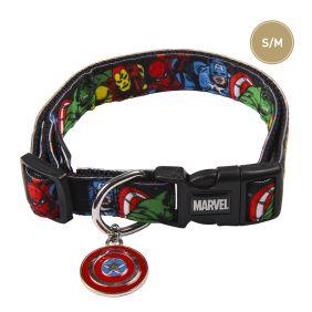 Collar Perro Mediano de Marvel - Talla S/M