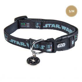 Collar Cachorro Perro Mediano de Star Wars - Talla S/M
