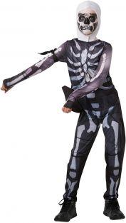 Disfraz Skull Trooper Fortnite Infantil 10A