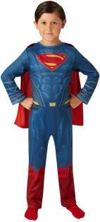 Disfraz Superman Doj Classic Infantil    L