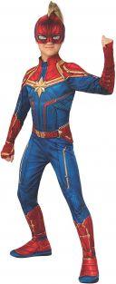 Disfraz Capitana Marvel Classic Infantil L