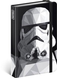 Libreta Star Wars – Clone, lined, 11 × 16 cm