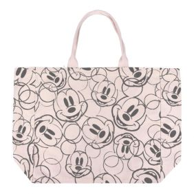 Bolso Asas Algodón Mickey
