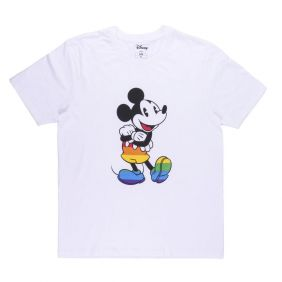 Camiseta Corta Single Jersey Disney Pride Adultos