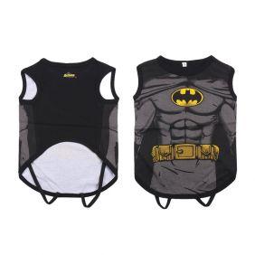 Camiseta Para Perro Single Jersey Batman