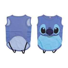 Camiseta Para Perro Single Jersey Disney Stitch
