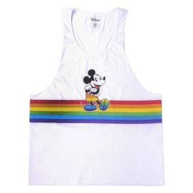 Camiseta Tirantes Single Jersey Disney Pride Adultos