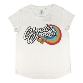 Camiseta Corta Adulto Premium Adulto Wonder Woman