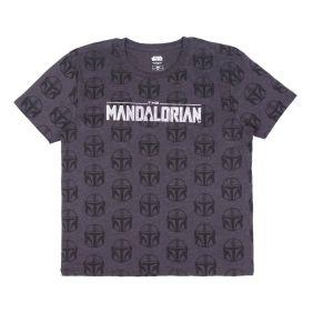 Camiseta Corta Adulto Premium The Mandalorian