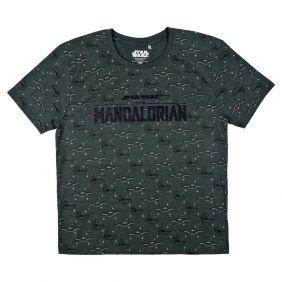 Camiseta Corta Adulto The Mandalorian The Child