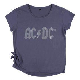 Camisetas, Vestidos Camiseta Corta Acdc