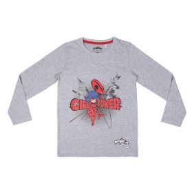 Camiseta Larga Lady Bug