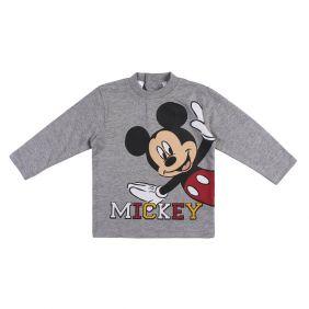 Camiseta Larga Mickey bebe