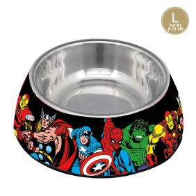 Comedero Para Perro L Marvel
