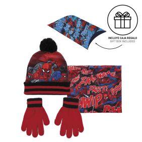 Conjunto 3 Piezas Snood Spiderman