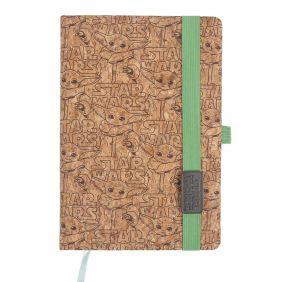 Cuaderno De Notas Corcho The Mandalorian The Child