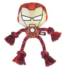 Cuerda Dental Para Perro Avengers Iron Man