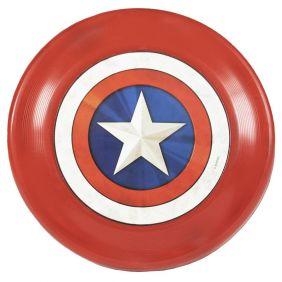 Frisbee Para Perro Avengers Capitan America
