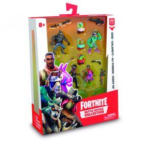 Fortnite S2 - Blister 4 Figuras 7Cm - Personajes Edición Limitada