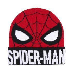 Gorro Con Aplicaciones Spiderman