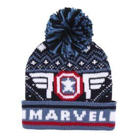 Gorro Jacquard Avengers Capitan America