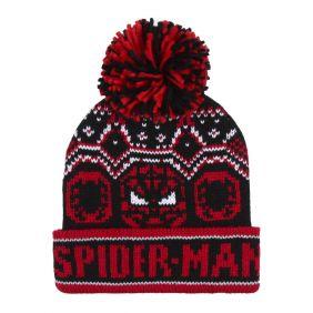 Gorro Jacquard Spiderman