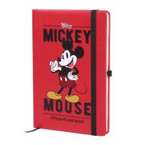Libreta A5 Mickey