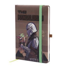 Libreta A5 The Mandalorian