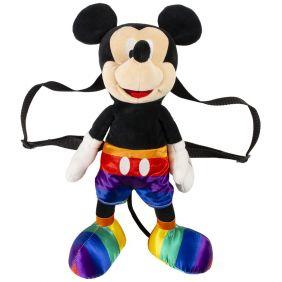 Mochila Casual Peluche Disney Pride