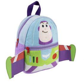 Mochila Guarderia Personaje Peluche Toy Story Buzz Lightyear 22 Cm