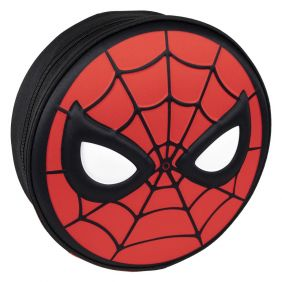 Mochila Infantil 3D Premium Spiderman 30 Cm