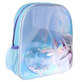 Mochila Infantil Confetti Frozen 31 Cm